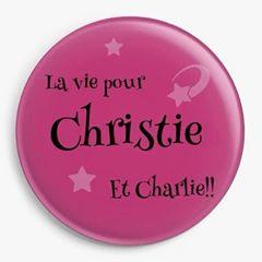 La Vie pour Christie